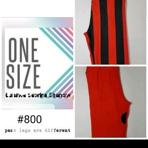 LuLaRoe OS Halloween Leggings #800
